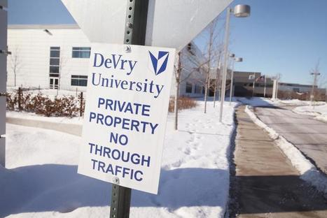 For-Profit College DeVry University Sued By FTC For Allegedly Misleading Students About Jobs | Higher Education Teach-ologies | Scoop.it