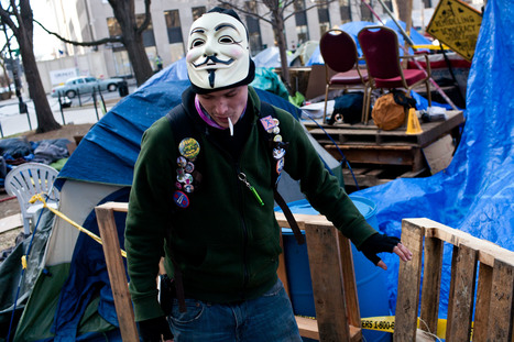 The Occupy Wall Street Movement: A Year After | Psycholitics & Psychonomics | Scoop.it
