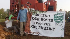 Protests And Civil Disobedience Against Construction Of The Keystone XL Pipeline Continue | Keystone XL: Affairs of State | Scoop.it