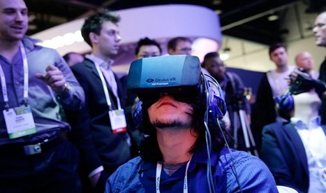 Facebook Enters the Matrix and Buys Oculus VR for $2 Billion | The Global Village | Scoop.it
