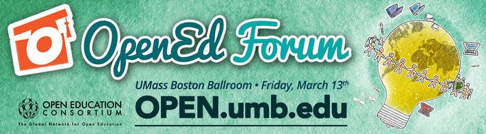 Video from OpenEd Forum 2015 #OER #OpenEd #openeducationw #highered #blendedlib | The iOER Handbook | Scoop.it