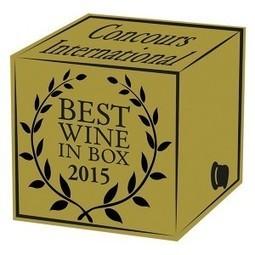 Résultats du Concours International Wine in Box - BLOG du BIB | Vos Clés de la Cave | Scoop.it