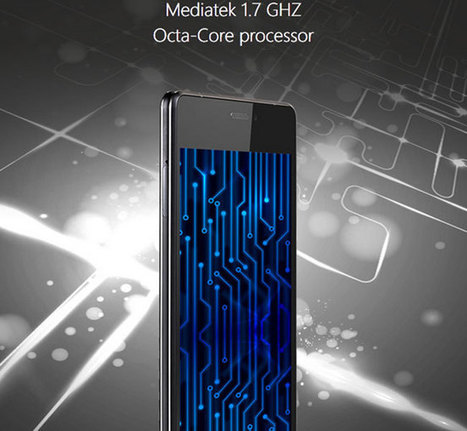5.5mm Sleek Gionee Elife S7 with Unique U-Shaped Design Reached India | Android mobiles | Scoop.it