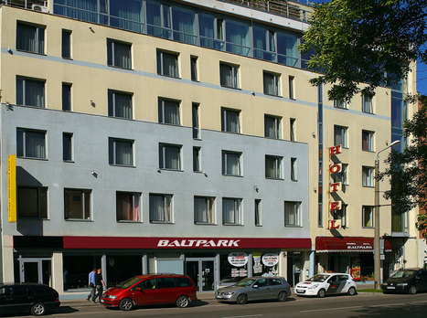 Welcome to the Best hotel in Riga - Baltpark!   Baltpark Hotel in Riga   Scoop.it
