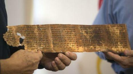 Ceci est le plus vieil exemple des Dix Commandements | Aux origines | Scoop.it