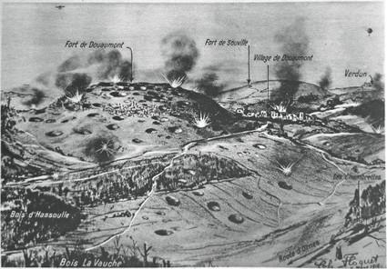 Verdun, février-décembre 1916, la guerre dans la guerre - École des lettres | Nos Racines | Scoop.it