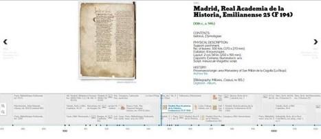 Catalog of Visigothic script manuscripts   Medieval Manuscripts   Medieval Palaeography   Scoop.it