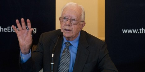 Jimmy Carter: Today's Middle Class Resembles Yesterday's Poor | Global Politcs- Current Events | Scoop.it