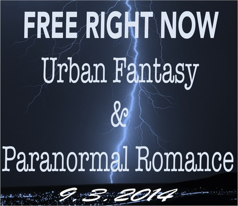 Free Right Now! Urban Fantasy and Paranormal Romance | For Lovers of Paranormal Romance | Scoop.it