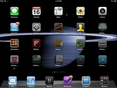 Ever Wonder How an iCloud Restore of 25GB of iPad Apps Might Go? Just Great | iPad Insight | iPads, MakerEd and More  in Education | Scoop.it