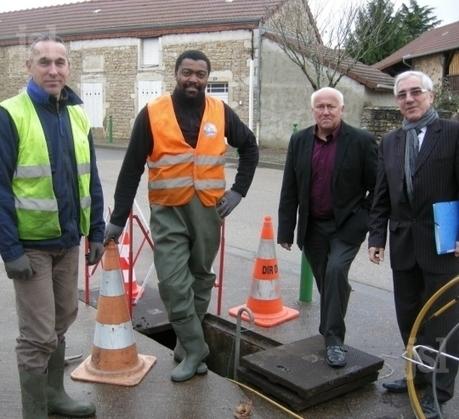 La fibre optique va bientôt couvrir le village de Champforgeuil | BATIR POUR LE NUMERIQUE | Scoop.it