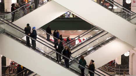A Woman Died After Her Scarf Got Tangled In an Escalator | Stuff I found...interesting! | Scoop.it