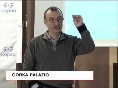 """Gorka Palacio """"Entornos de aprendizaje con herramientas Web 2.0: comunidades y aplicaciones audiovisuales"""""""