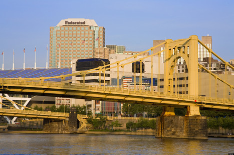 Warhol Bridge To Be Covered In Knitted Blankets | Yarn, yarn, yarn! | Scoop.it