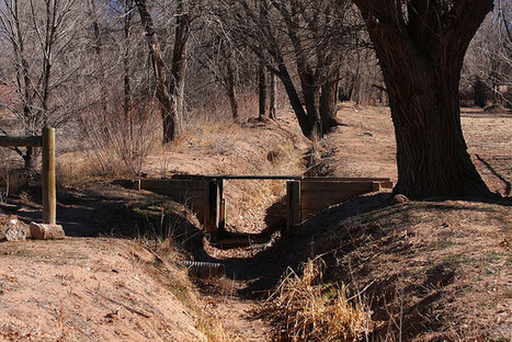 CoLab Radio » Blog Archive » Acequias: Sharing Water in an Arid Land | La Acequia | Scoop.it