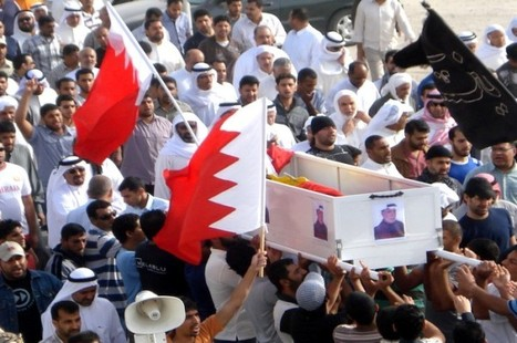 Photos: Thouands Bahraini Attended Funeral Procession of Martyr 'Issa Mohammed Ali' | Human Rights and the Will to be free | Scoop.it