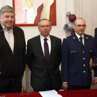 Fleurus/Pont-à-Celles/ Les Bons Villers: Christian Marit chef de corps de la zone Brunau | PAC dans la presse ... | Scoop.it