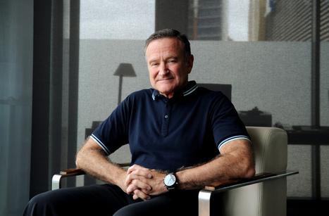 Robin Williams' Parkinson's Disease Diagnosis - TIME | Parkinson's disease and serotonin | Scoop.it