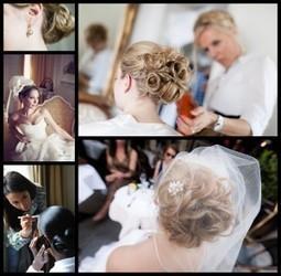 Paris Wedding Hairstyles: The Chignon | Destination Wedding Hairstyles | Scoop.it