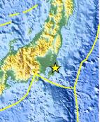 Magnitude 6.1 - NEAR THE EAST COAST OF HONSHU, JAPAN | Japan Tsunami | Scoop.it