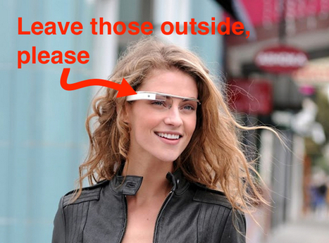 Google Glass: Expect widespread usage bans over privacy concerns   ZDNet   African futures fun   Scoop.it
