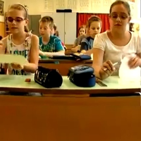 Elementary Class Solves One Of The World's Biggest Mysteries In 10 Minutes   creativity and learning   Scoop.it