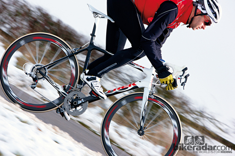 Cycling in icy conditions and bad weather | Cycling Daily | Scoop.it