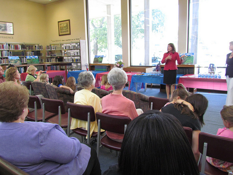 READ20 Family Book Club promotion at Maury County Library in Columbia. | Tennessee Libraries | Scoop.it
