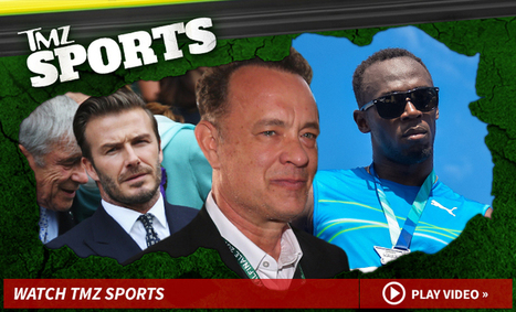 "TMZ Sports Show: David Beckham Crashes His Motorcycle In Hollywood...Exclusive Photos | ""FOLLIEWOOD"" 
