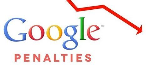Pénalités manuelles massives de Google contre des contenus de faible qualité | Hébergement touristique en France | Scoop.it