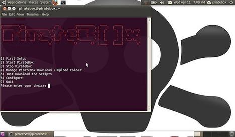 Une Piratebox en LiveCD | Medias et libertés numériques | Scoop.it