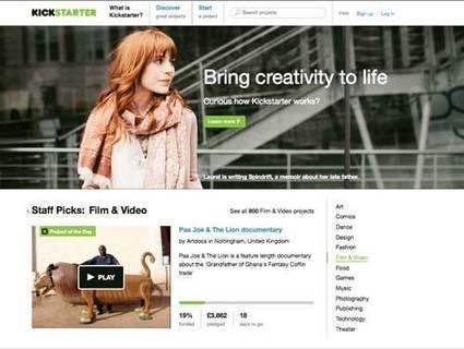 10 plataformas de Crowdfunding para financiar tus proyectos | Periodismo Ciudadano | Periodismo Ciudadano | Scoop.it
