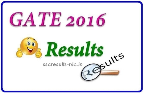 GATE 2016 Result | Live Sports Streaming | Scoop.it