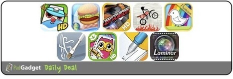 PadGadget Daily App Deal – 19 iPad Apps on Sale | PadGadget | In The Classroom | Scoop.it