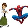 Ben 10 Games   Spiderman Games