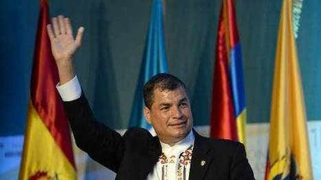 LatAm losing fear of legalizing drugs: Ecuador president | Alcohol & other drug issues in the media | Scoop.it