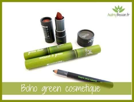 1ère commande Boho Green Cosmetiques make up | Détente et bien être | Scoop.it