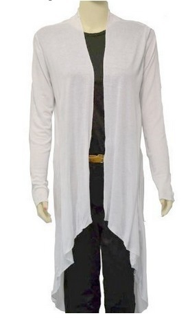 Find Out White Womens Waterfall Cardigans With Long Sleeves | Cardigans For Women | Scoop.it