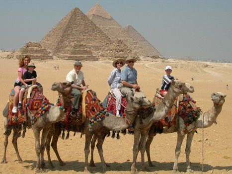 Egypt Family Adventure | The Historical And Biblical Attractions In Egypt | Hotels & Vacation Destinations | Scoop.it