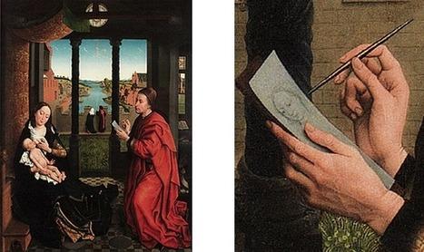 18 juin 1464 mort de Rogier van der Weyden | Racines de l'Art | Scoop.it