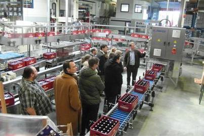 Dans la confidence de la brasserie de Chimay | Haute Ecole Lucia de Brouckère | Scoop.it