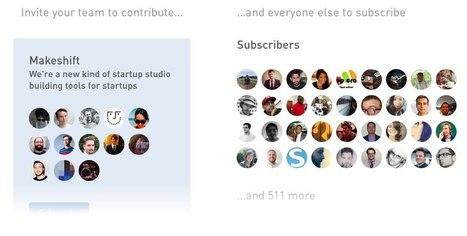 LinkyDink. La curation de liens en mode collaboratif | Time to Learn | Scoop.it