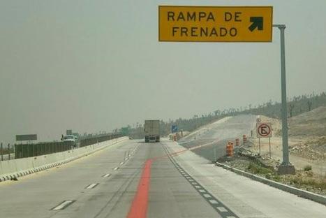 Nueva Norma Oficial Mexicana para Rampas de emergencia para frenado en carreteras | Ediciones JL | Scoop.it