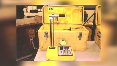 Police: Stolen radioactive dosimeter found at pawn shop | CBRN | Scoop.it
