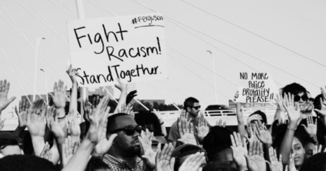 From Gaza to Ferguson: Exposing the Toolbox of Racist Repression | Whiteness & White Privilege | Scoop.it