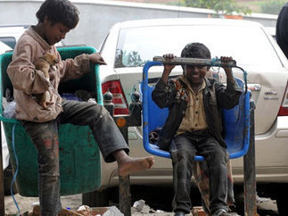 35% of India's street kids are dealing with substance abuse: survey | Street Children | Scoop.it