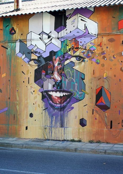 Greece Street Art | World of Street & Outdoor Arts | Scoop.it