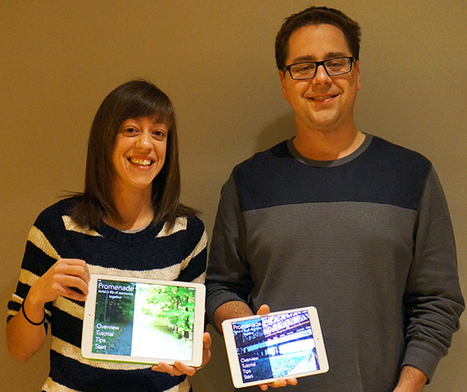 New dementia app brings together siblings, crosses disciplines   Sustain Our Earth   Scoop.it