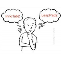 Which is Best - InnoTab vs LeapPad Mark II Tablets? | Gift Guide | Scoop.it