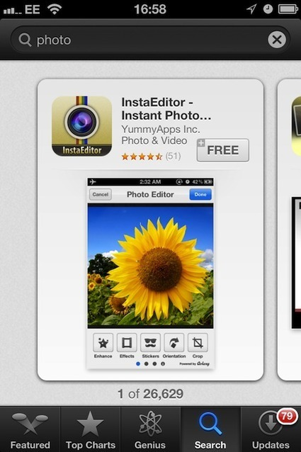 """The changing landscape of app discovery   VisionMobile   Mobile """"Game?"""" Applications   Scoop.it"""